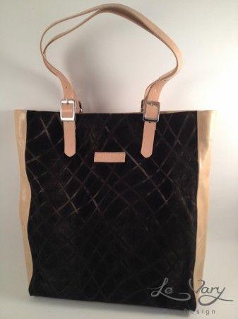 BAG FITS ALL fixcsattos bőr táska www.levaryshop.com
