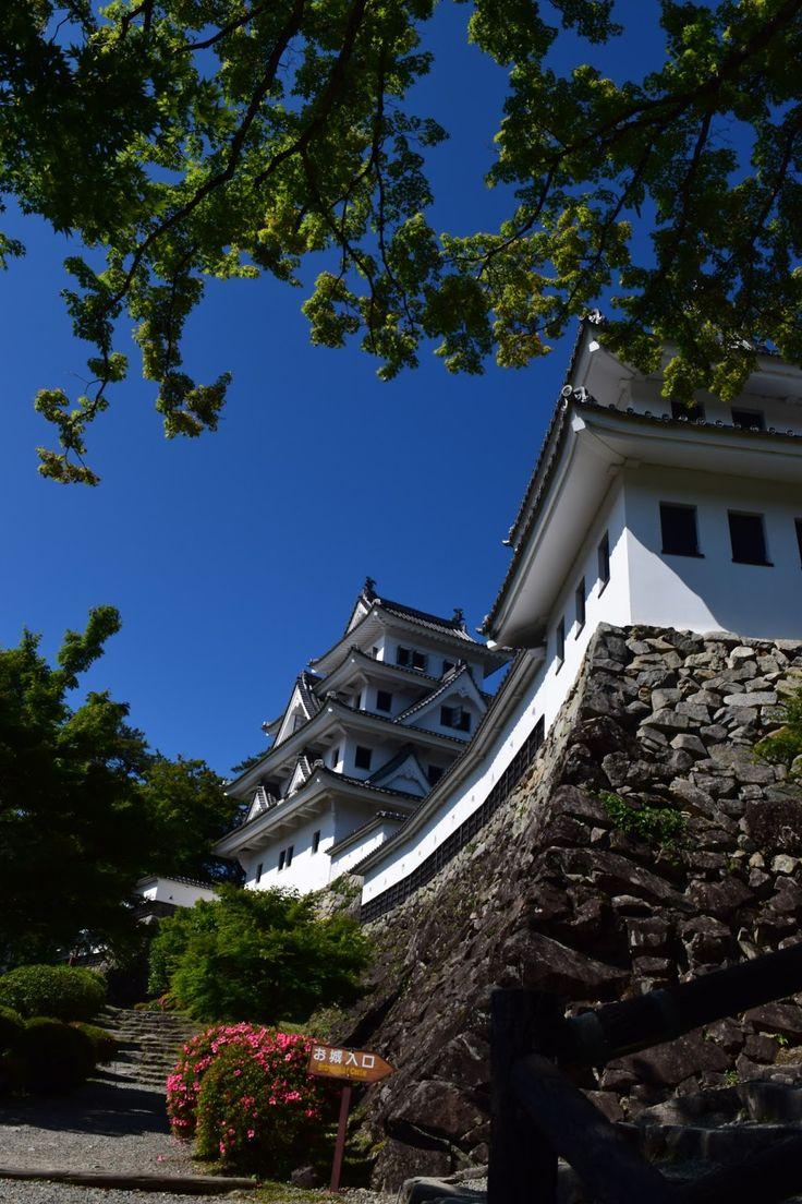 Gujou Hachiman Castle | Gifu Prefecture, Japan