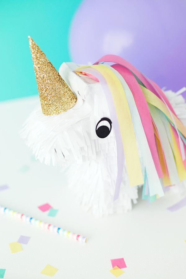 Unicorn Pinata Bright And Pretty Pinterest Minis