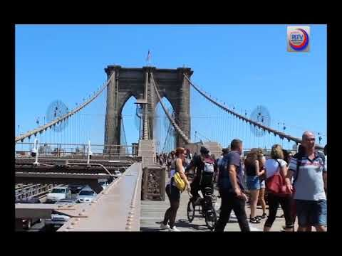 (1776) Puente de Brooklyn, símbolo de New York - YouTube