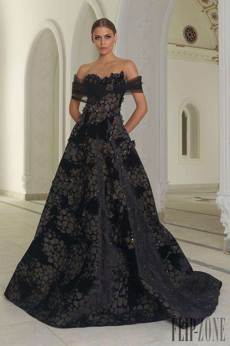 Abed Mahfouz Automne-hiver 2014-2015 - Haute couture