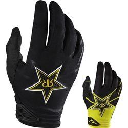 2014 Fox Dirtpaw Rockstar Motocross Gloves