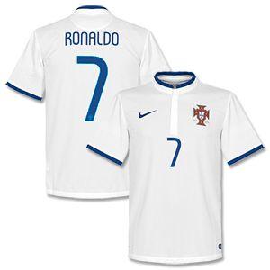 Nike Portugal Away Ronaldo Shirt 2014 2015 Portugal Away Ronaldo Shirt 2014 2015 http://www.comparestoreprices.co.uk/football-shirts/nike-portugal-away-ronaldo-shirt-2014-2015.asp