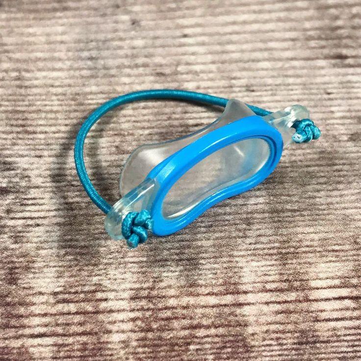 Sylvanian Families Spares Accessories | Blue Swimming Snorkel Mask Googles #SylvanianFamilies