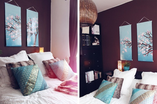 bed room/wall decor