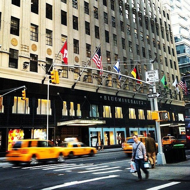 Bloomingdales, NYC - #newyorkcityinspired