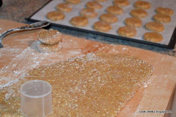 Celozrnné medové kolieska so sezamom (fotorecept) - obrázok 5