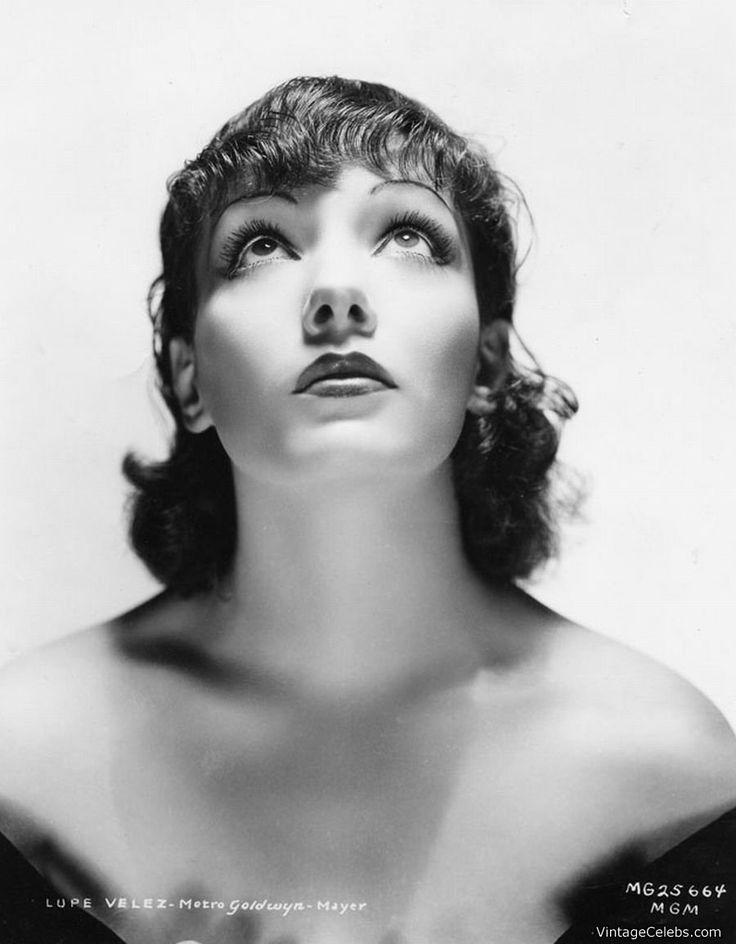 Portrait of Lupe Velez, 1930's