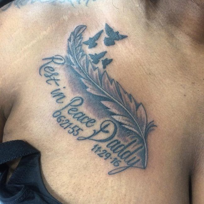 45 Sincere Rest In Peace Tattoo Ideas: The 25+ Best Rest In Peace Tattoos Ideas On Pinterest
