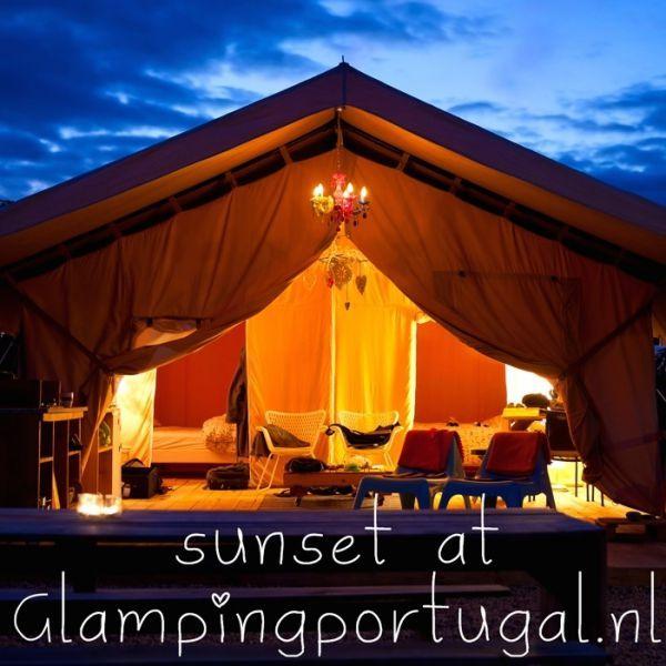 Vakantiehuis & glamping Alentenjo Portugal