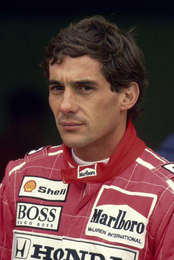 Ayrton Senna F1 World Champion 1988,1990,1991