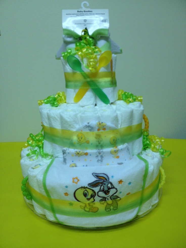 Baby shower looney tunes imagui for Baby looney tune decoration