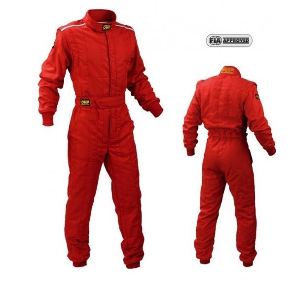 OMP First 2 Race Suit