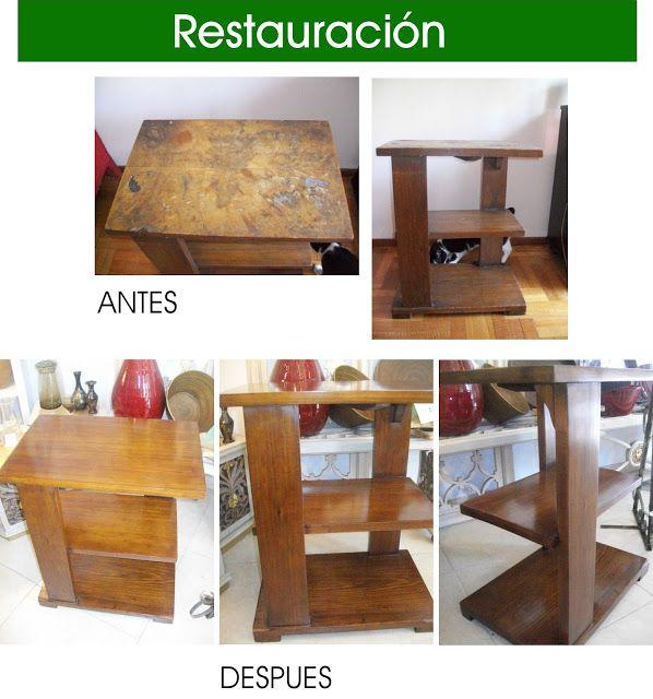 restauracion...