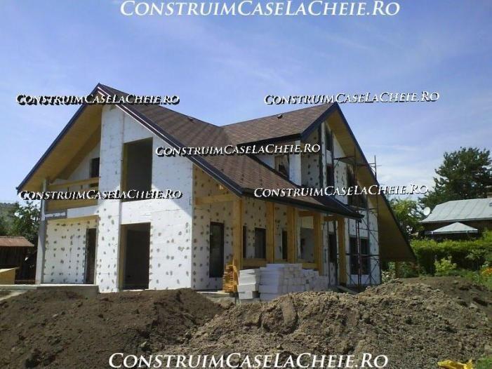 Constructii case la rosu si la cheie Bucuresti - Anunturi gratuite - anunturili.ro