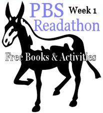 PBS Readathon 2012: Week 1 with Books and Activities. 20 free ebooks available now and weekly theme books available for weekly borrowing.