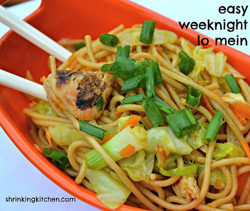 lo mein by Heather@MamaSass, via Flickr