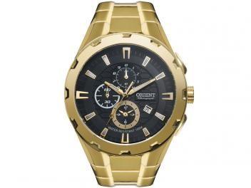 Relógio Masculino Orient MGSSC008 Analógico - Resistente à Água com Data e Cronógrafo