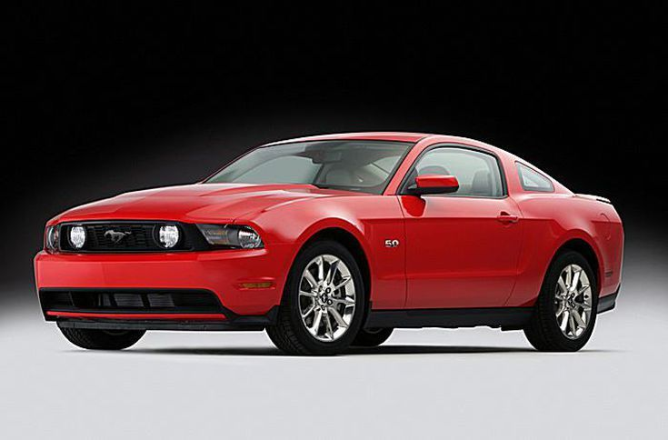 View Pictures of Vintage Ford Mustangs: 2011 Ford Mustang GT