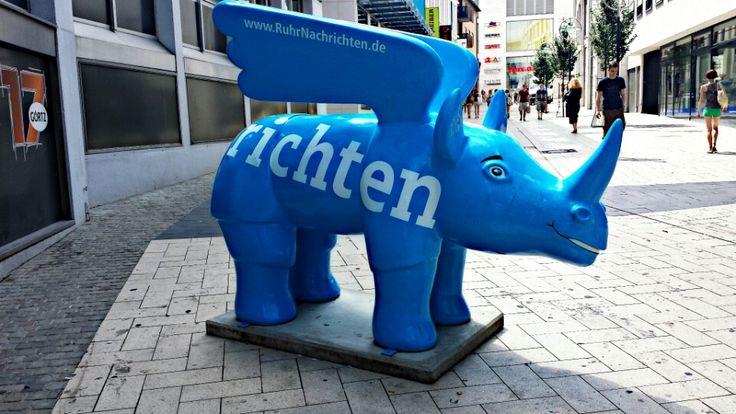 Dortmund in Nordrhein-Westfalen