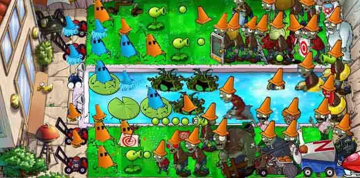 Plants Vs Zombies App With Images Plants Vs Zombies Zombie
