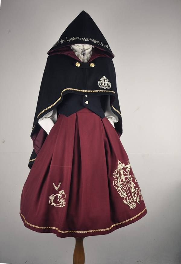 New Releases: Anna's Secret ★~Magic Academy.Hogwarts~★ Series, ✂custom size available✂ >>> http://www.my-lolita-dress.com/newly-added-lolita-items-this-week/anna-s-secret-magic-academy-hogwarts-series