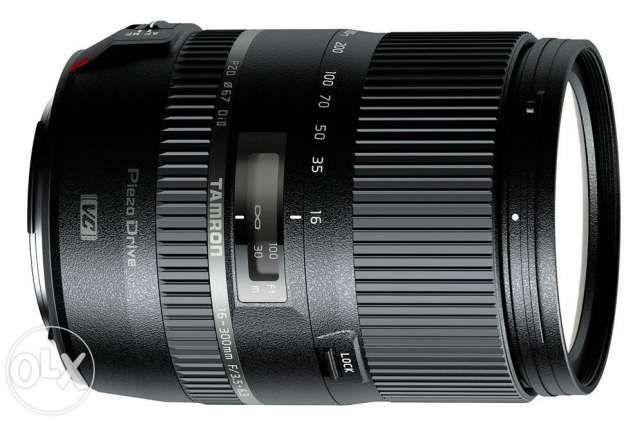 Продам объектив Tamron 16-300mm f3,5-6,3 Di II VC PZD Macro Артемовск - изображение 1