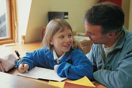 Ο πατρικός ρόλος στη σχολική επίδοση των παιδιών | ΜΠΑΜΠΑ ΕΛΑ