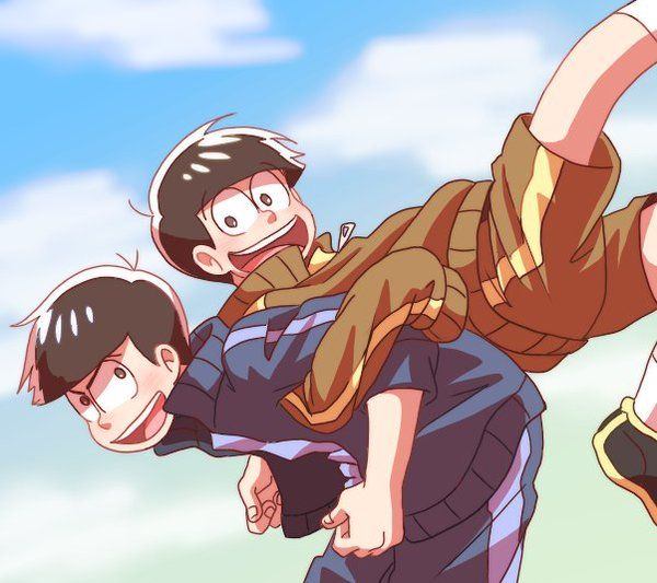 Kara and Jyushi