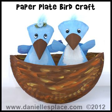 paper plate bird craft 123 best images about and craft activities on 5103