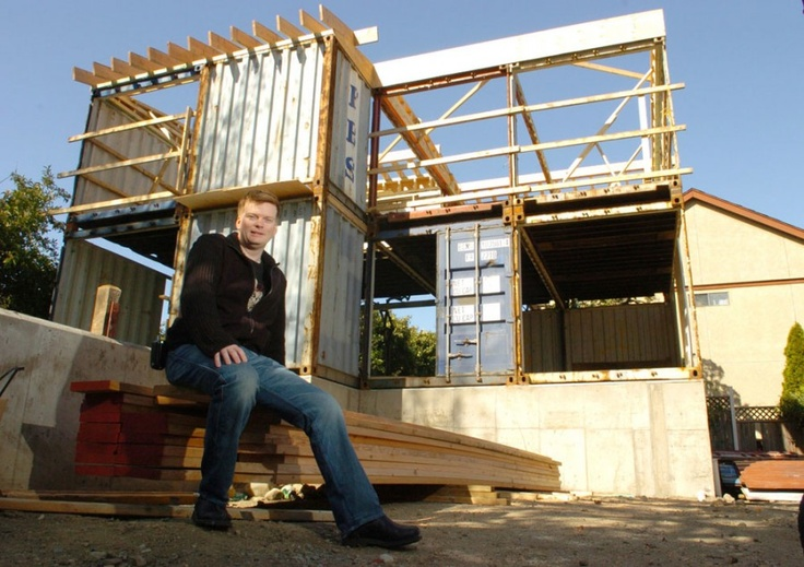 Vancouver Sun Article On Zigloo Container Houses 150 Per