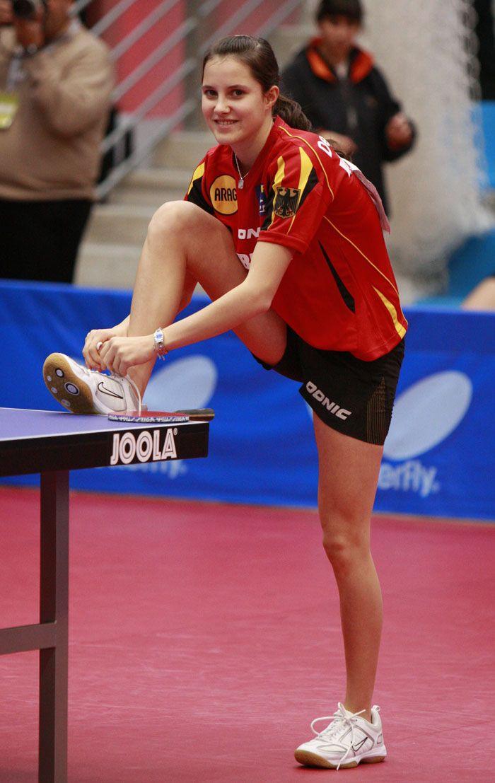 13 best bernadette szocs table tennis player from - Friendship tennis de table ...