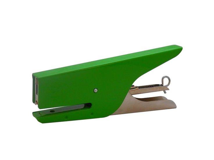 Des agrafeuses vertes pour égayer vos bureaux !