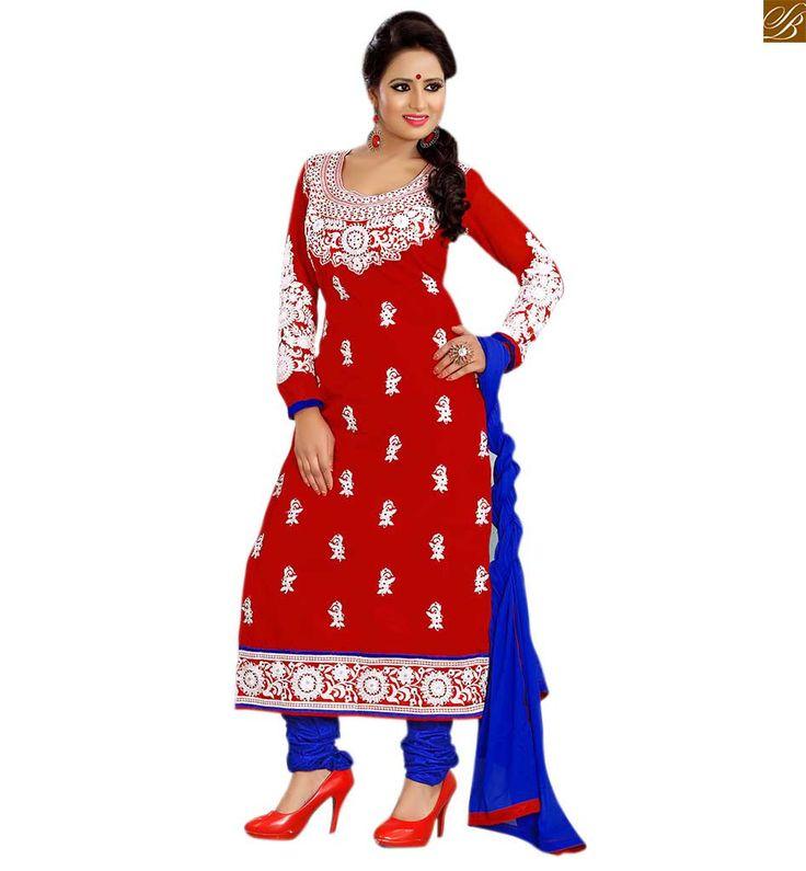 7 besten Punjabi Suits Bilder auf Pinterest | Bollywood, Indische ...