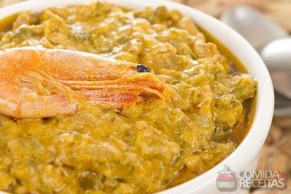 Receita de Caruru em receitas de crustaceos, veja essa e outras receitas aqui!