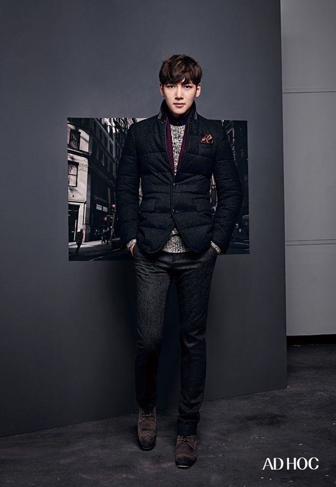 More AD HOC Winter Ads Feat. Ji Chang Wook | Couch Kimchi