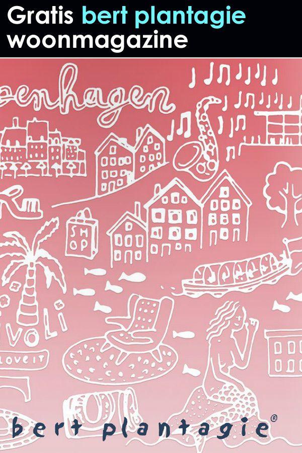 Gratis woonmagazine van bert plantagie boordevol for Interieur ontwerpen gratis