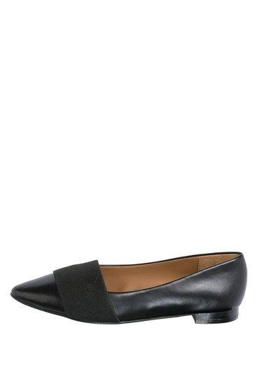 Buy Diana Ferrari Pointed Flat Shoe | Shop Shoes Womenswear at the BrandStore EziBuy NZ