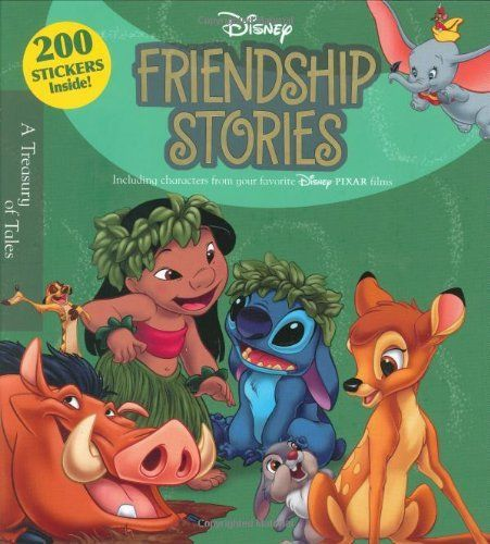 Disney Friendship Stories (Disney Storybook Collections) ** Learn more by visiting the image link.