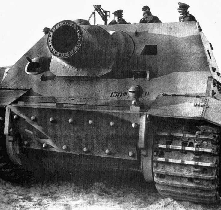 Top 15 Facts About Hitlers Super Tank, The Sturmtiger - Page 14 of 24