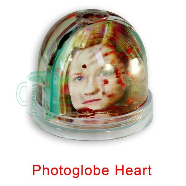 Snowglobes with photos