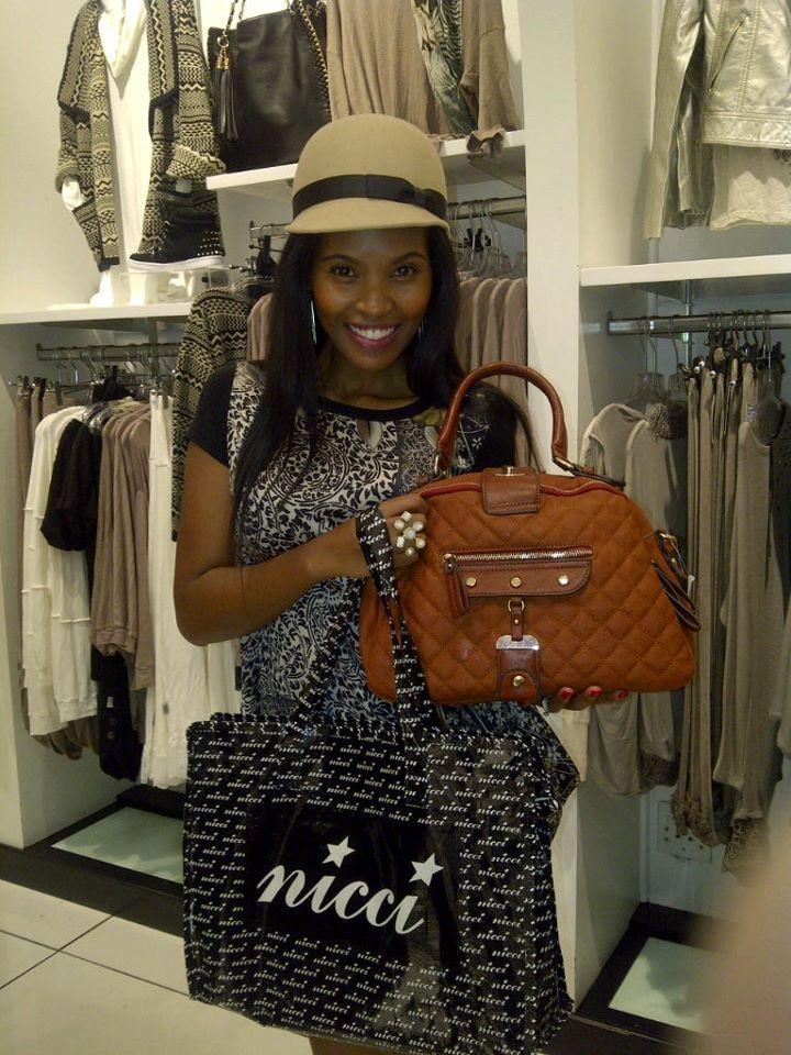 #Nicci#Gail#Nkoane