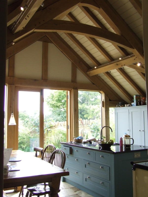 Country kitchen on Pinterest  Aga, Country kitchens and Border oak