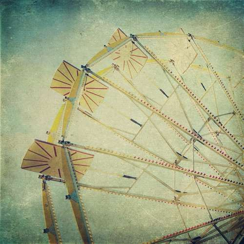 Ferris Wheel | PI Creative Art, online art, art online, art gallery, interior designers and decorators, distributors, hotels and restaurants : U.S.A., Canada and International