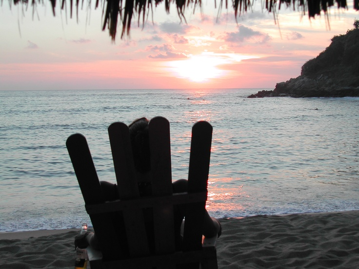 A picture of Puerto Escondido taken by one of our students studying in Mexico.