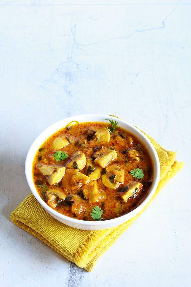 methi-mushroom-recipe