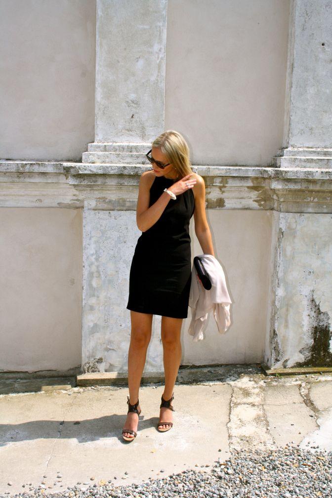 Filippa K dress and heels. http://lovissa.com