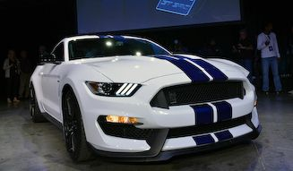 Ford Shelby GT350 Mustang|フォード シェルビー GT350 マスタング