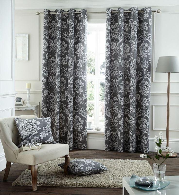 68 best Curtains images on Pinterest | Blinds curtains, Floral ...