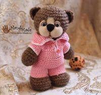 Tina's handicraft : bear